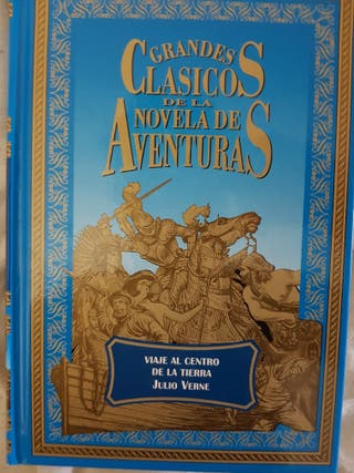 Grandes Clásicos de la Novela de Aventuras (6 uni)