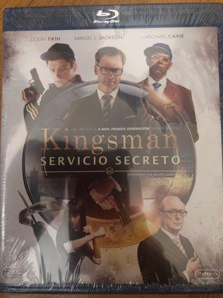 Kingsman Blu Ray