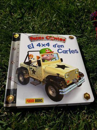 Llibre: El 4x4 d'en Carles
