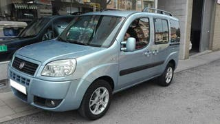 Fiat Doblo 1.9 JTD 105cv