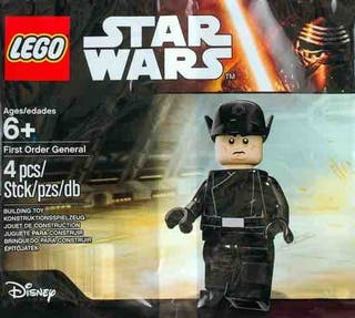 Polybag LEGO Star Wars - FIRST ORDER GENERAL
