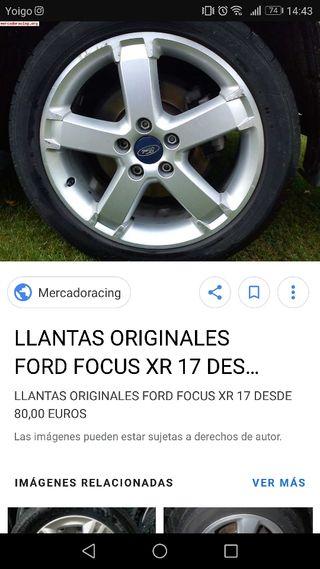 llantas ford focus