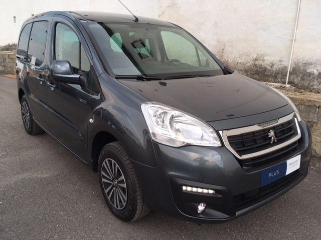 Peugeot Partner Electrico