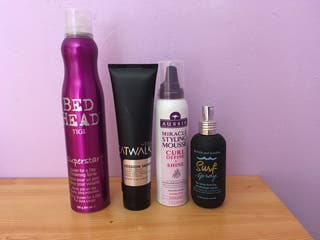Productos para el pelo marca