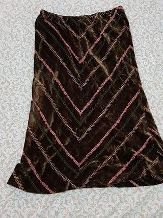 falda de wistles