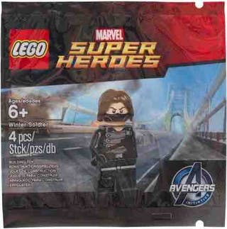 Polybag LEGO Super Heroes - WINTER SOLDIER