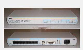 CENTRECOM MR820TR NETWORK HUB/SWITCH for sale  UK