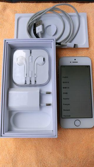 Apple Iphone SE Blanco 16 GB libre