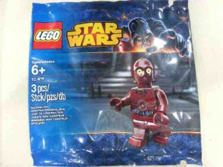 Polybag LEGO Star Wars - TC-4 PROTOCOL DROID