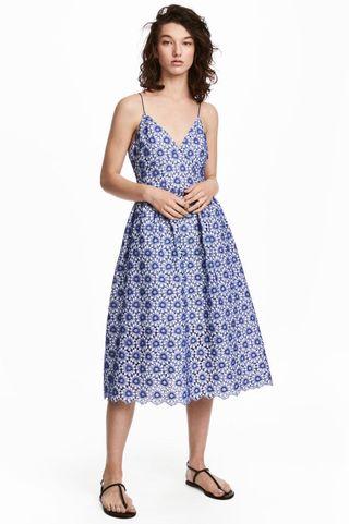 Nuevo vestido con encaje