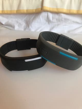 Relojes de pulsera digitales