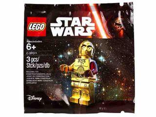 Polybag LEGO Star Wars - C-3PO (5002948-1)