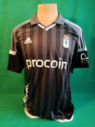 Camisetas Adidas del Real Oviedo de España 20162017