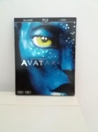 Película Avatar Blu Ray