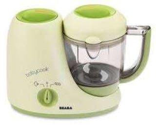 Robot de cocina BabyCook de la marca Beaba comida