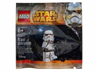 Polybag LEGO Star Wars - STORMTROOPER SERGEANT