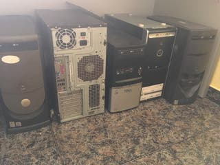 Pack torres PC despiece
