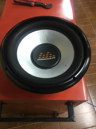 Subwoofer coche