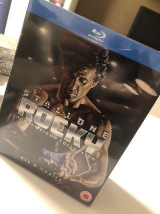 Películas Blu-Ray ROCKY BALBOA PRECINTADAS