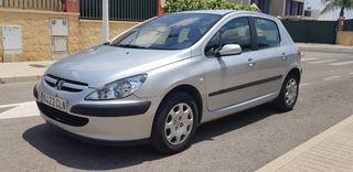 CON 1 AÑO DE GARANTIA Peugeot 307 2.0Hdi Año 2003