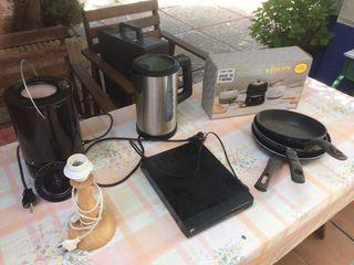 Lote cocina con chuskopek