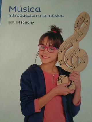 Libro Música 2° de la ESO
