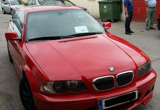 BMW Serie 3 coupe 320ci 170cv Kit M