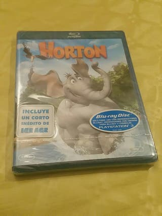 HORTON (BLURAY)