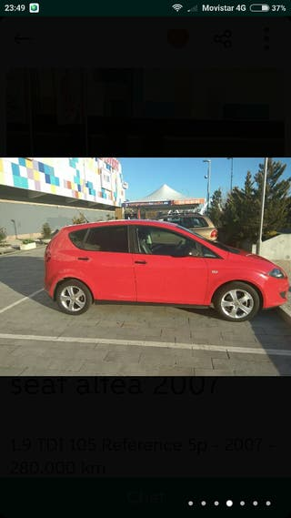 Seat Altea 2007 1.9 TDI 105CV