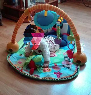 gimnasio piano bebe