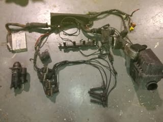 cableado bmw 318is e36