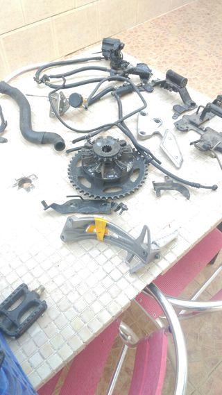 Despiece Yamaha Fz1 -2007