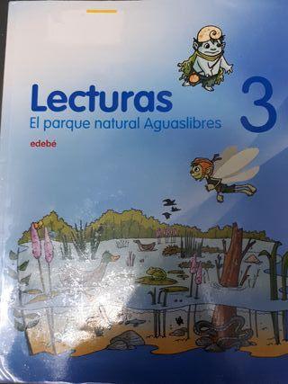 libro lectura el parque natural aguas libres 3