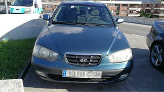 Hyundai Elantra 2004 1.6 gas-gasolina