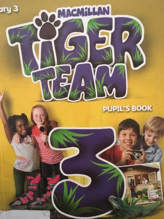 Libro Tiger Team Mcmillan 3