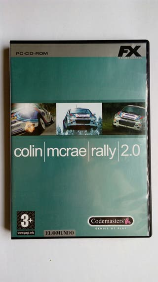 Juego PC Colin Mcrae Rally 2.0