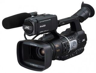Cámara de vídeo profesional JVC HM-360