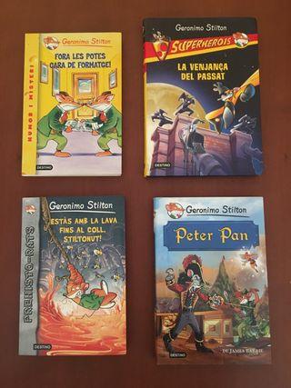 Llibres Geronimo Stilton