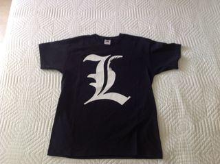 Camiseta Temática Death Note