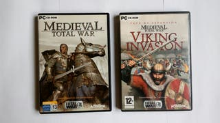 Medieval Total War y Expansión Viking Invasion