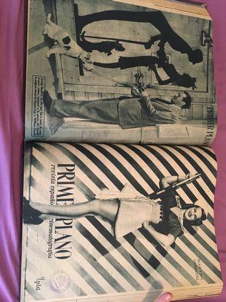 Recopilacion revista Primer Plano 1945