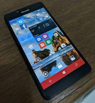Movil Microsoft Lumia 950 De Segunda Mano En Los Santos De