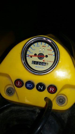 quad kxr 250cc
