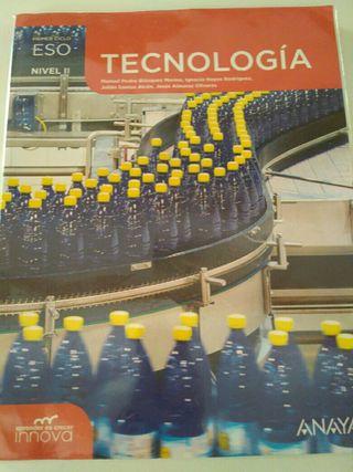 libro tecnología 3 ESO editorial Innova