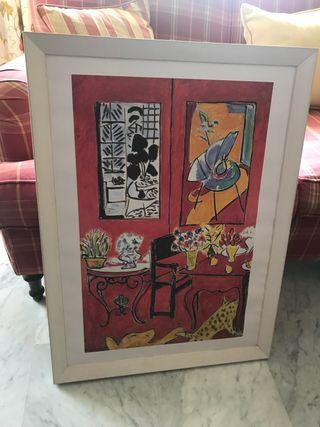 Cuadro lámina Matisse