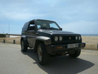 Bmw Bertone Freeclimber 4x4 descapotable