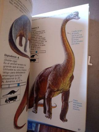 guia naturaleza dinosaurios