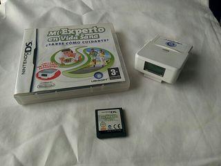 Juego Nintendo DS Mi experto en vida sana