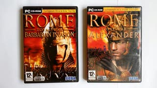 Rome Total War Barbarian Invasion y Alexander