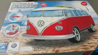 Puzzle VW T1 en 3D